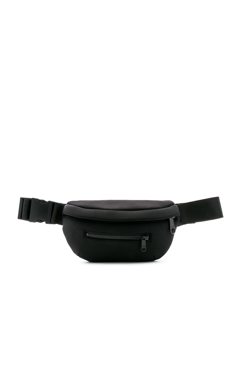 DAGNE DOVER Ace Fanny Pack in Onyx