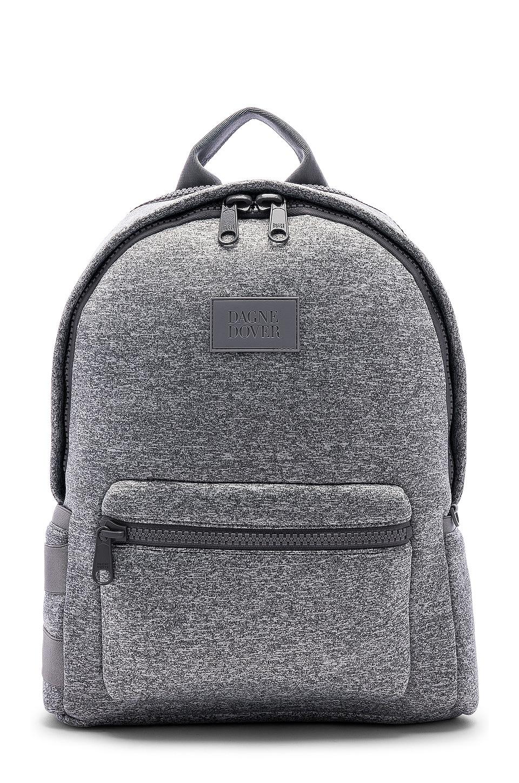 DAGNE DOVER Dakota Large Backpack in Heather Grey