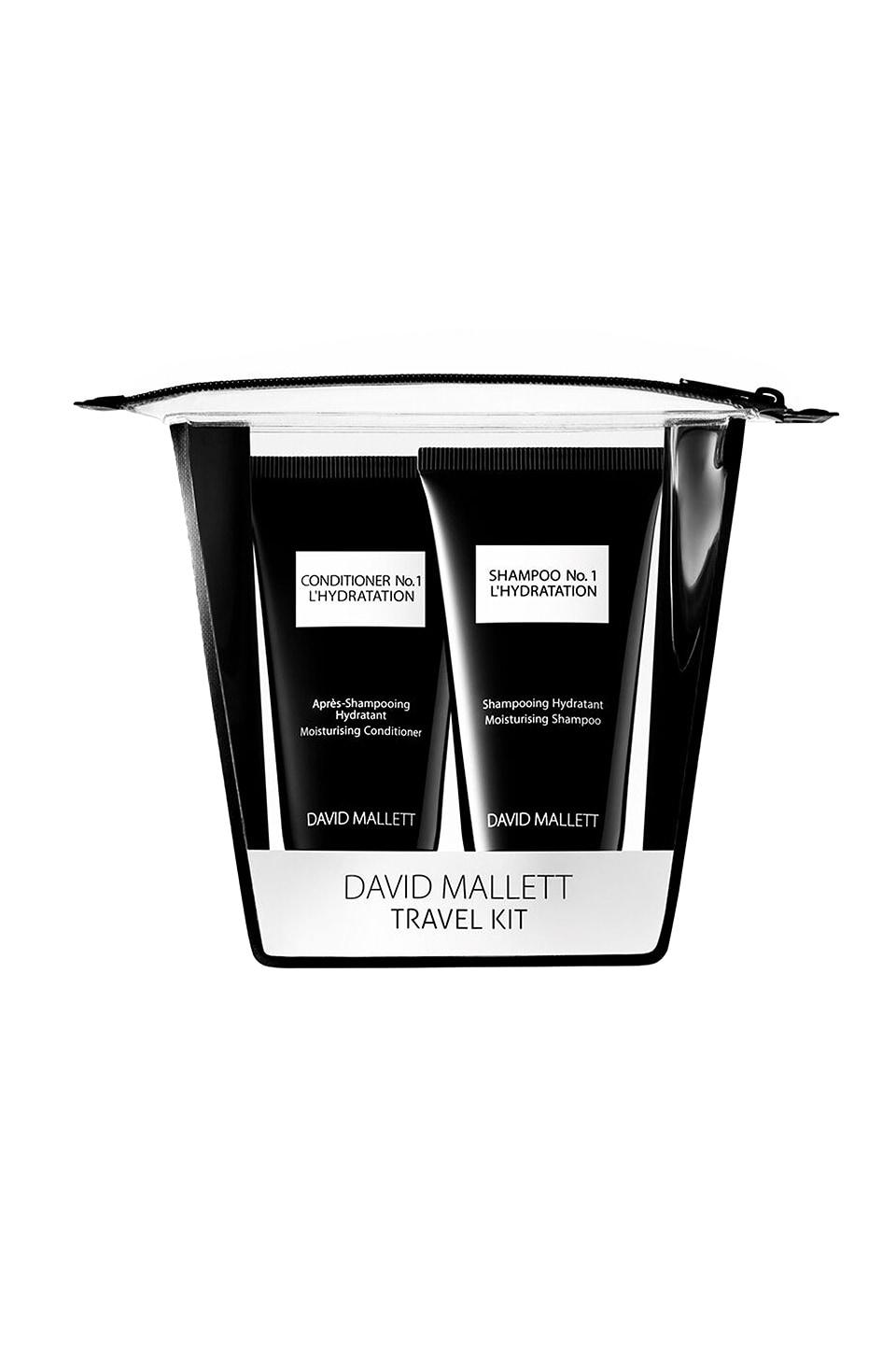 David Mallett Travel Hydration Kit