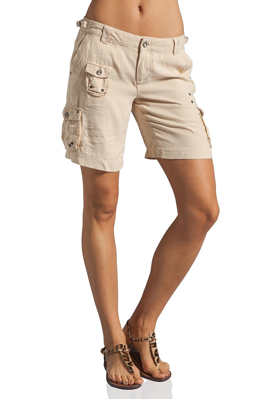 Da-Nang Bermuda Shorts in Spanish Moss
