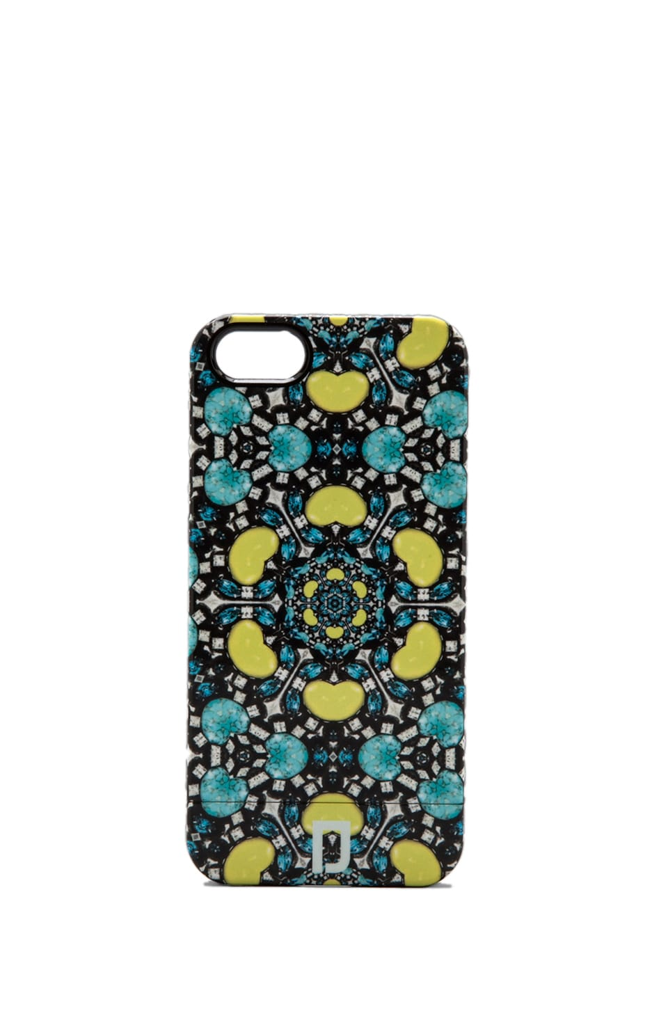 DANNIJO iPhone 5 Case in Perra Yellow