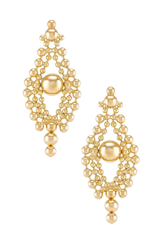 DANNIJO Marloes Earring in Gold
