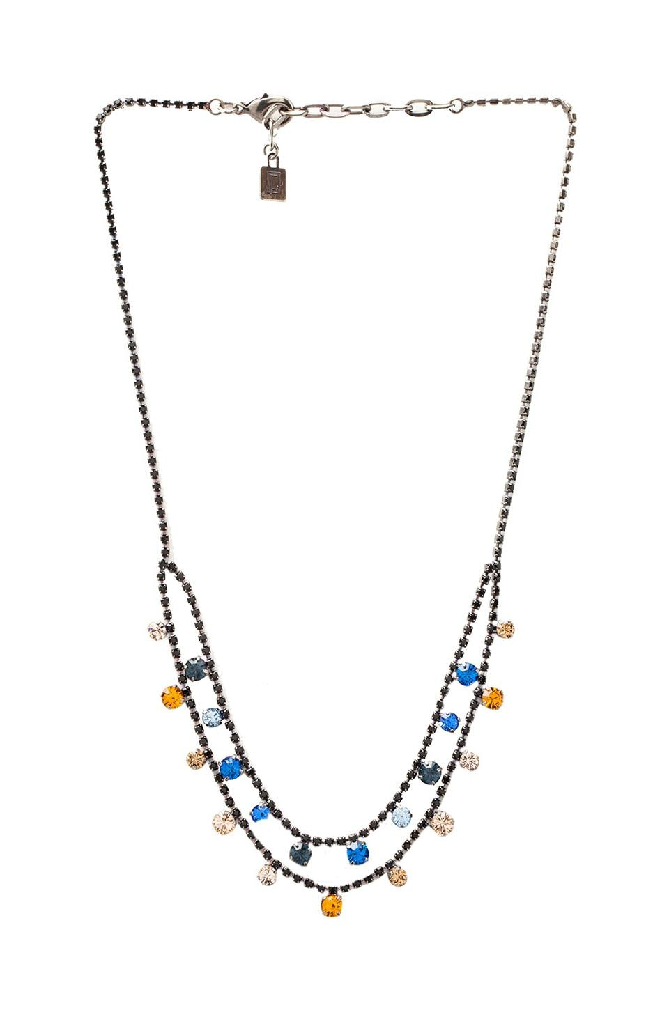 DANNIJO Kori Necklace in Multi