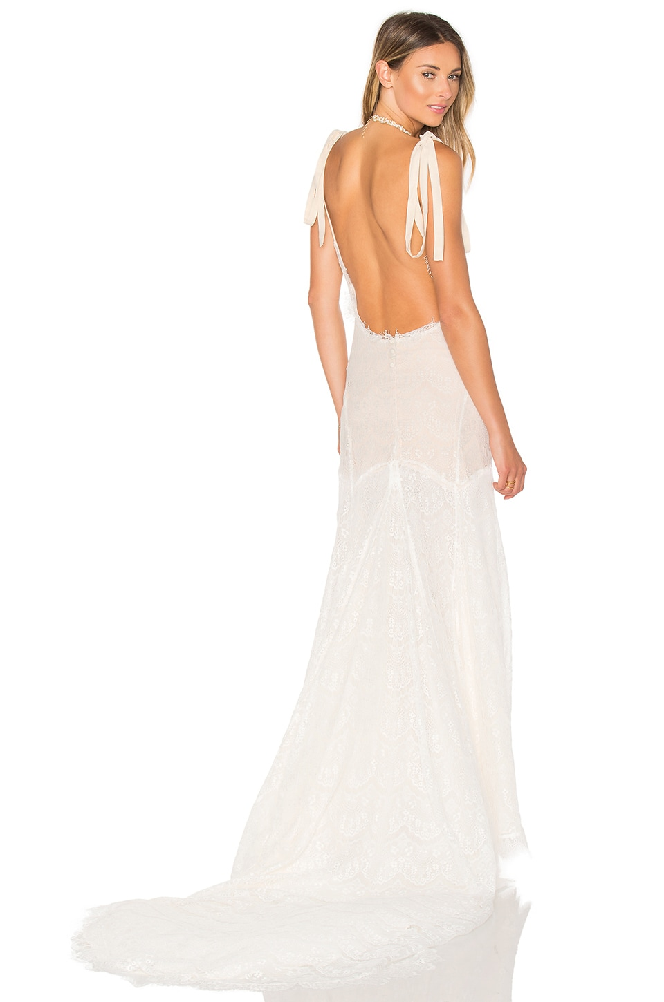 x REVOLVE Olie Gown by daughters of simone