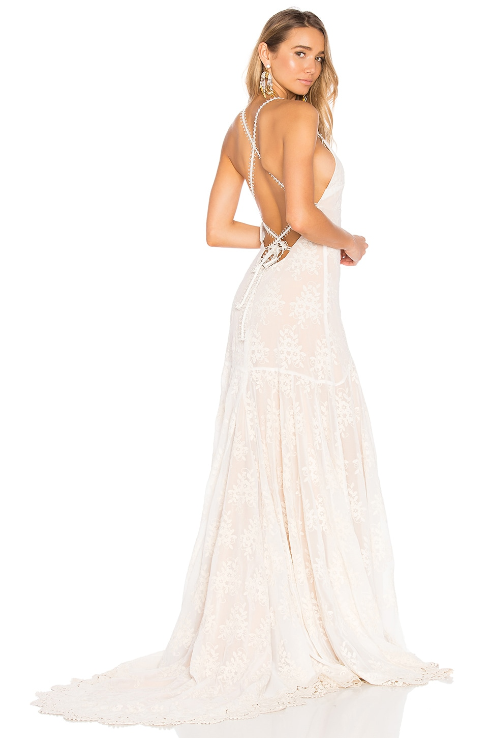 x REVOLVE Shane Gown by daughters of simone
