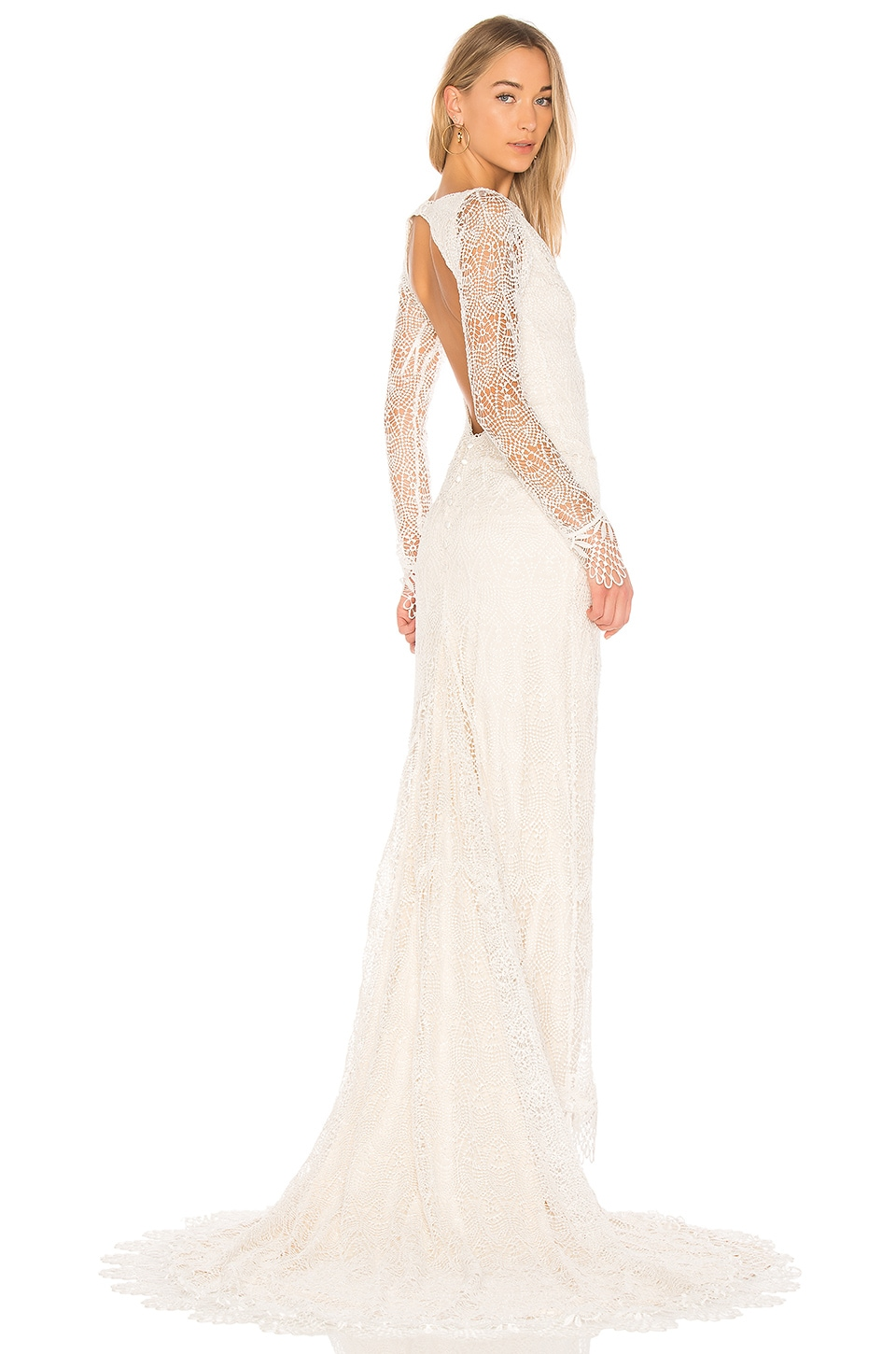 x REVOLVE Kait Gown by daughters of simone