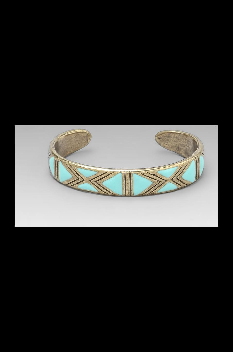 Dream Collective Astrid Cuff in Turquoise