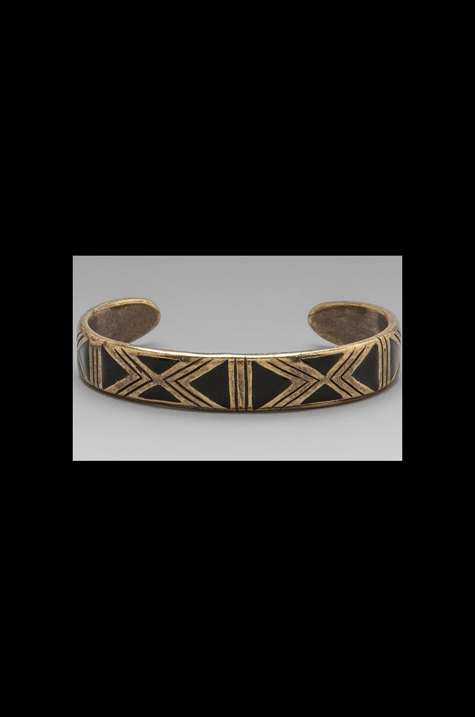 Dream Collective Astrid Cuff in Black