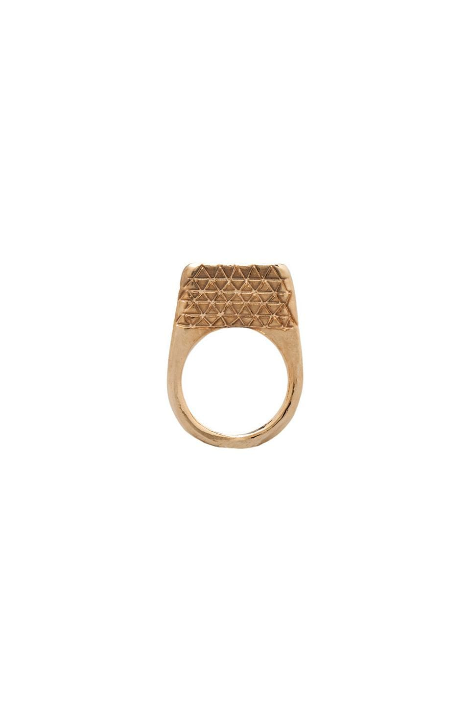 Dream Collective Giza Ring in Gold Plated