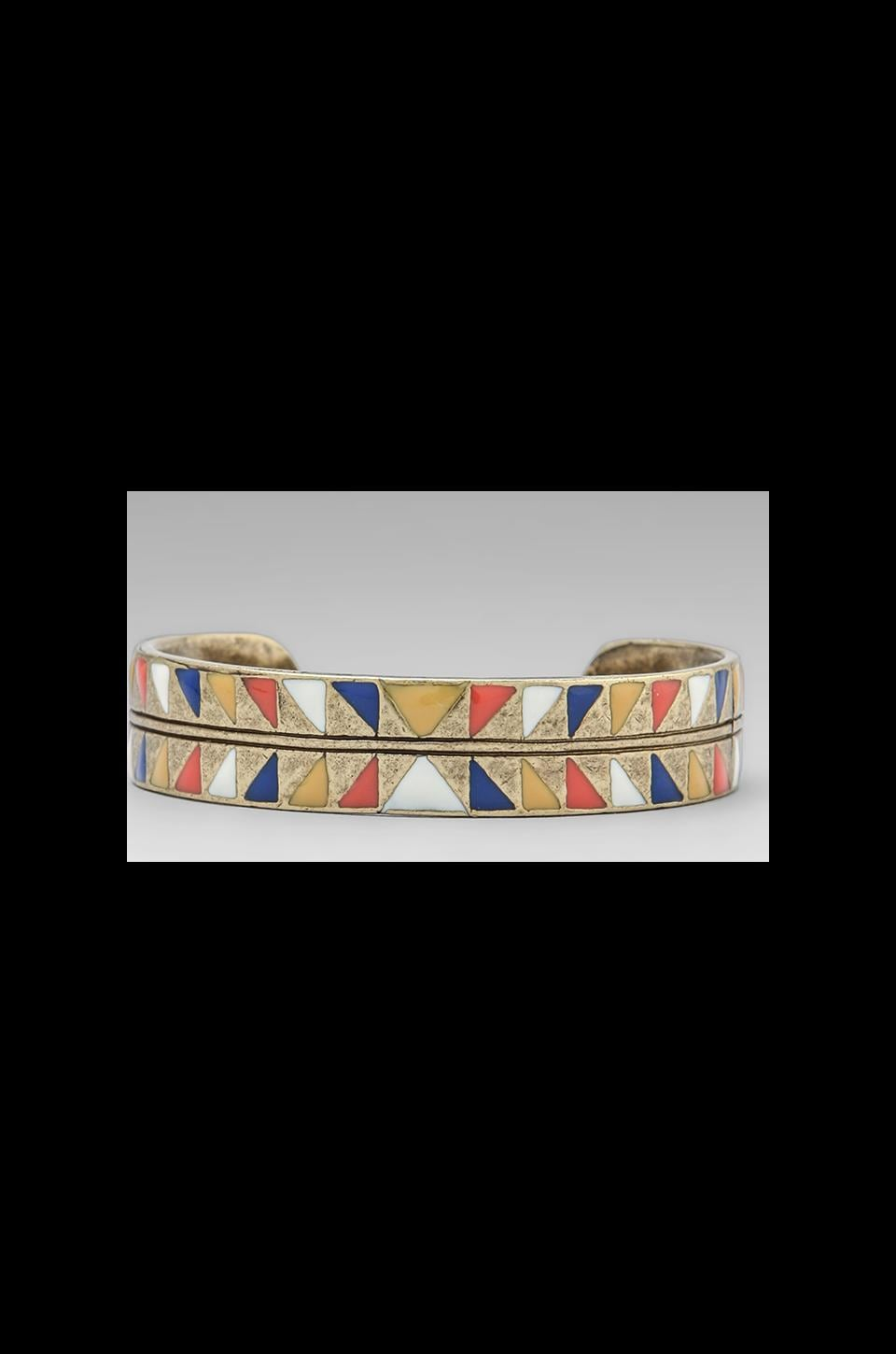 Dream Collective Eye Dazzler Cuff in Red Mix