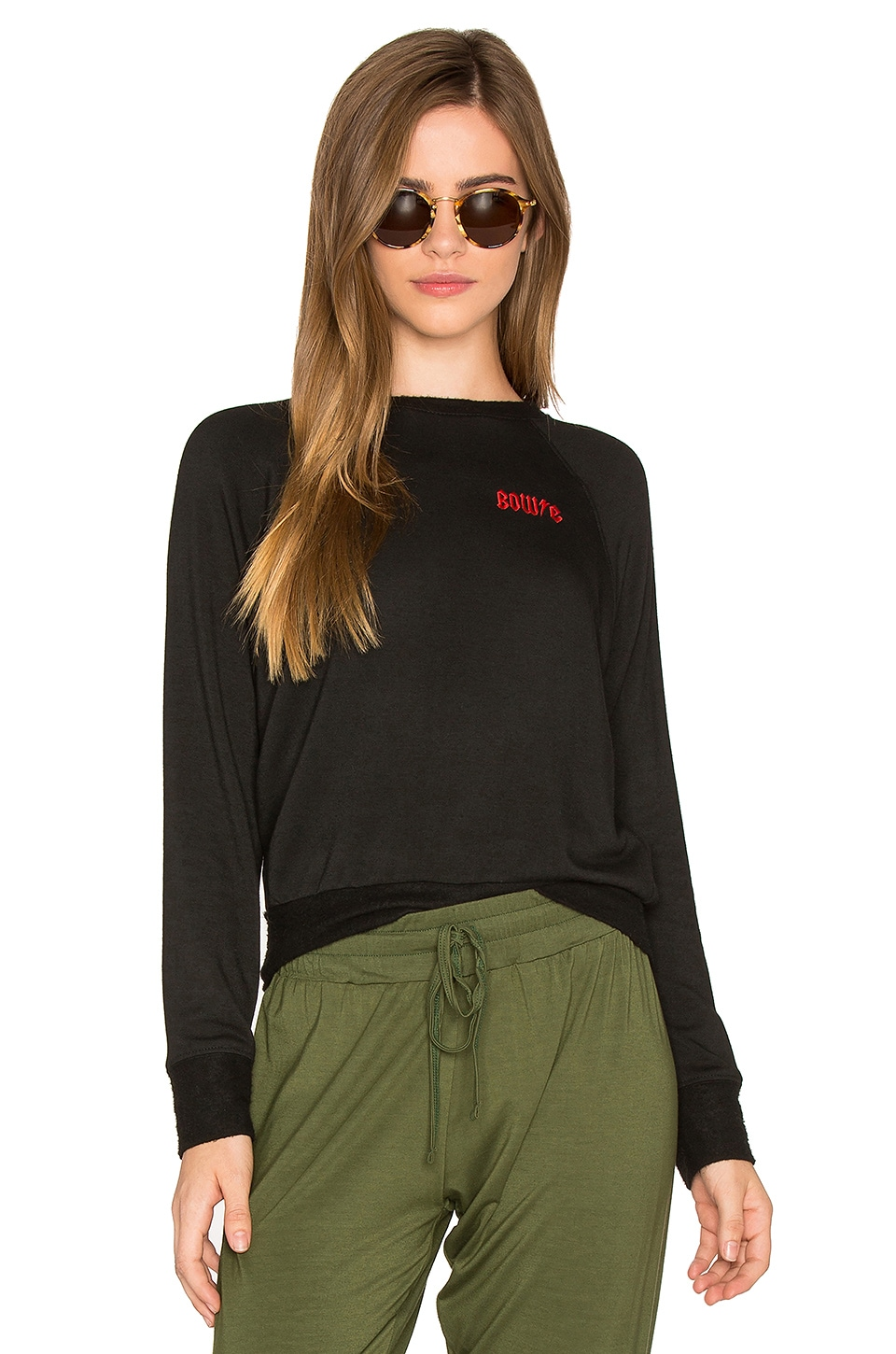 Ziggy Pocket Sweatshirt by DAYDREAMER