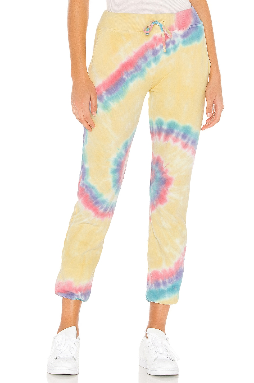 DAYDREAMER X REVOLVE Tie Dye Pant in Multi Colored Tie Dye