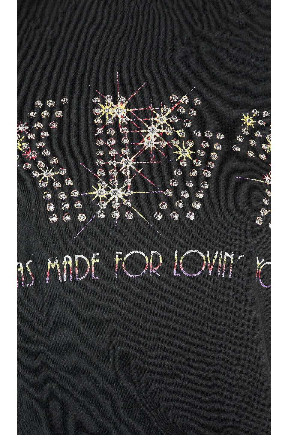 Kiss Tour Tee, view 6, click to view large image.