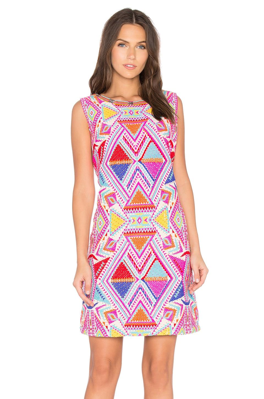 Kaz Embellished Dress by Deby Debo