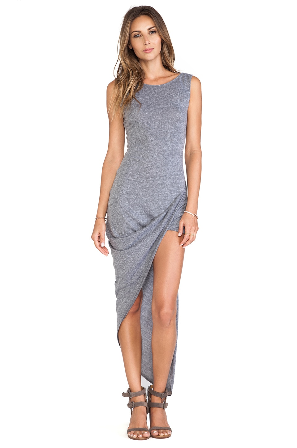 De Lacy DeLacy Dawn Dress in Grey