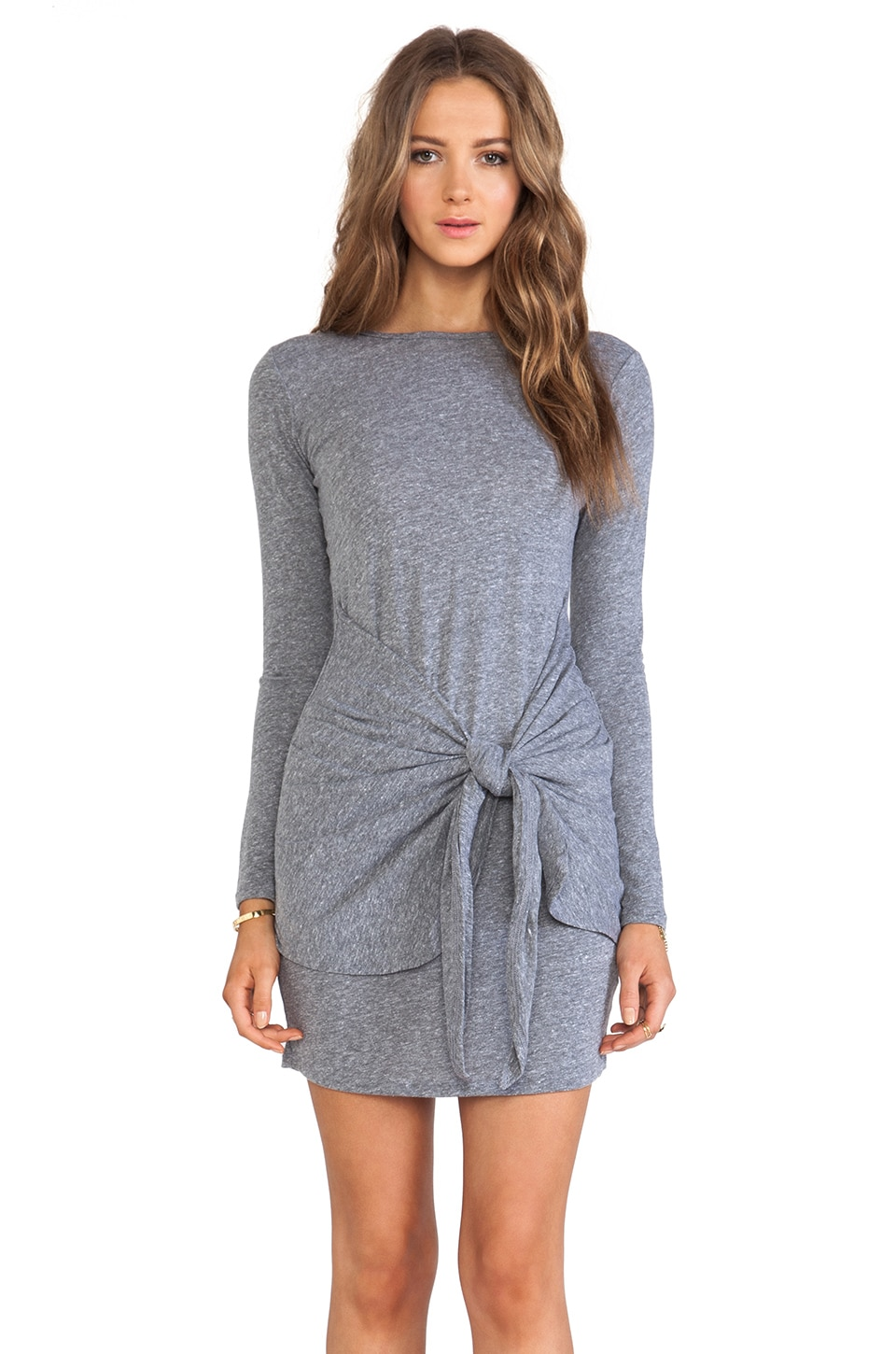 De Lacy DeLacy Drew Dress in Grey