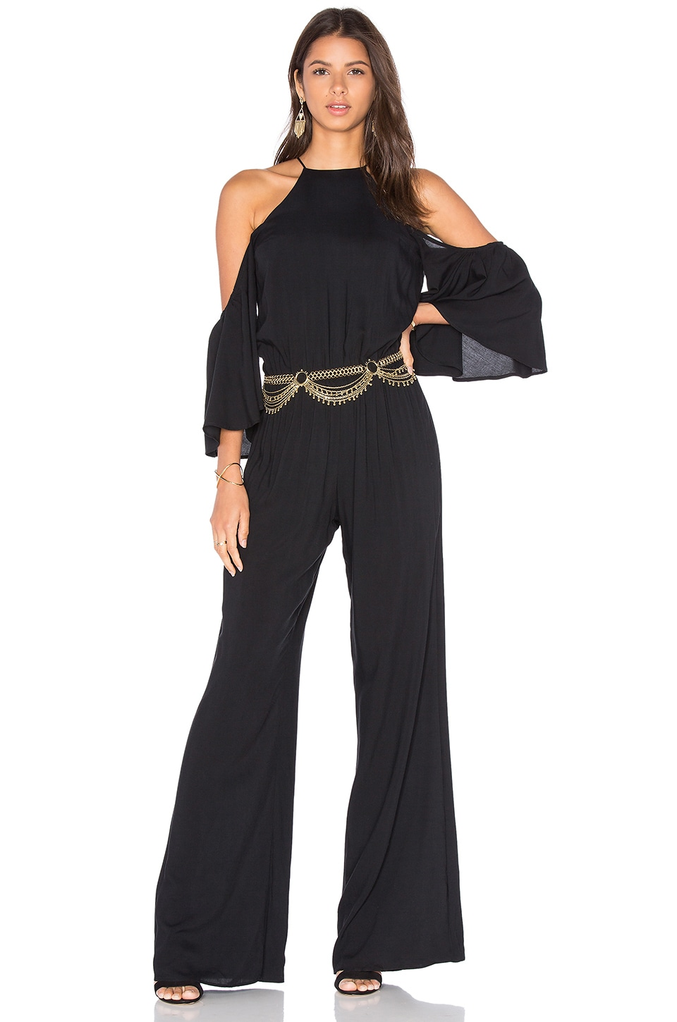 Lilly Jumpsuit by De Lacy