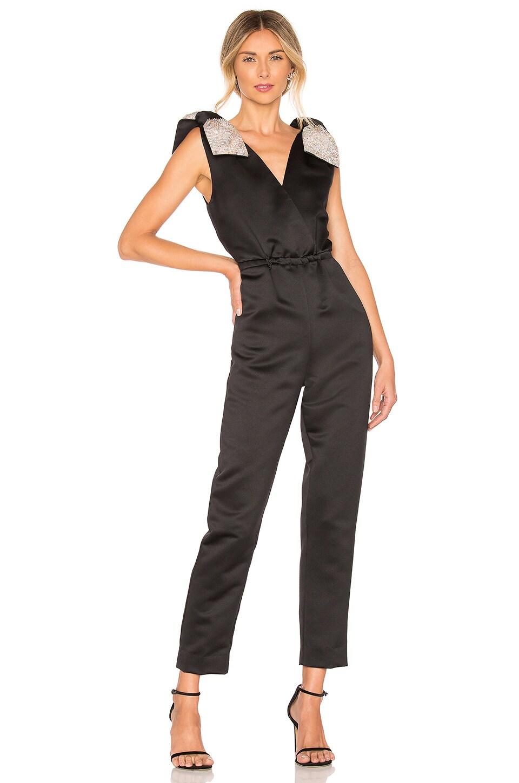 DELFI Ren Jumpsuit in Black