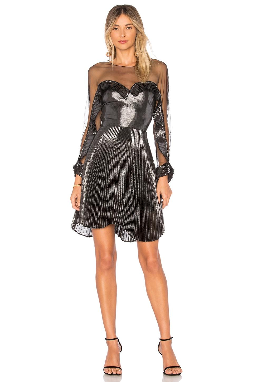 DELFI Katia Dress in Silver