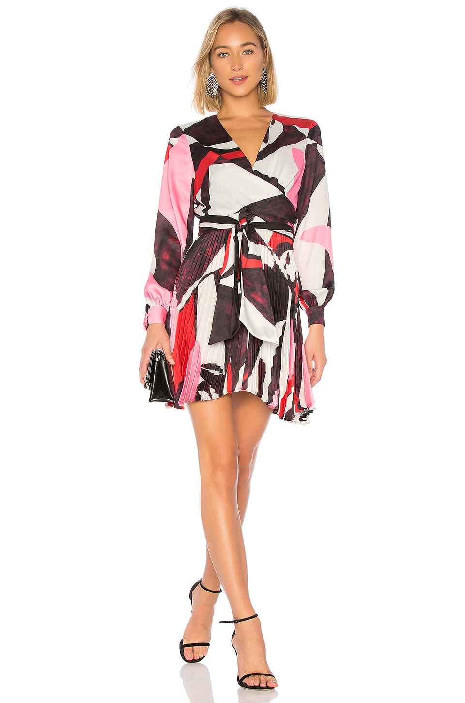 DELFI Camille Dress in Pink