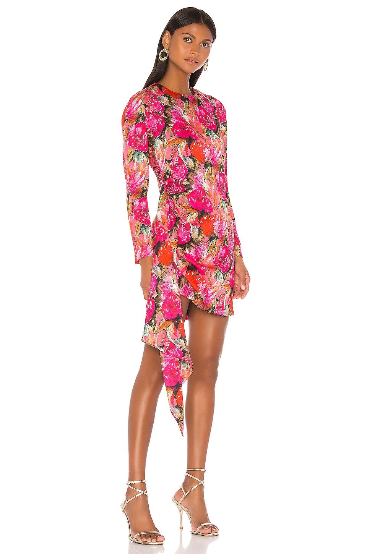 DELFI Anik Dress in Multi