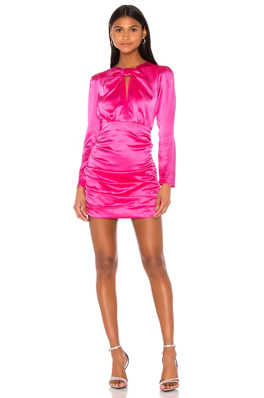 DELFI Fallon Dress in Pink
