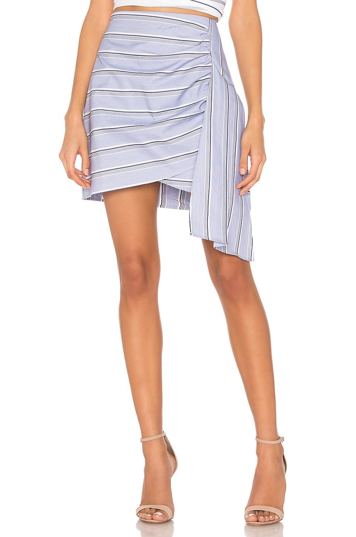 DELFI Benny Skirt in Multi Stripe