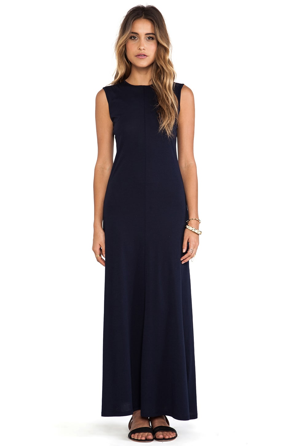 DemyLee Gwyneth Dress in Navy