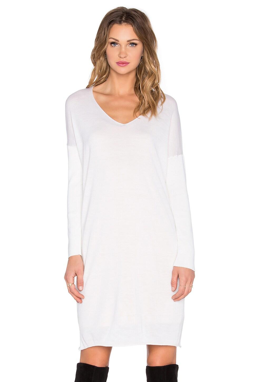 DemyLee Daniela Sweater in White