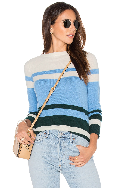 Lucille Stripe Sweater by DemyLee