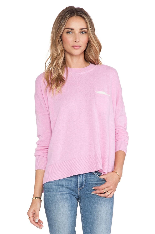 DemyLee Bennie Cashmere Sweater in Pink