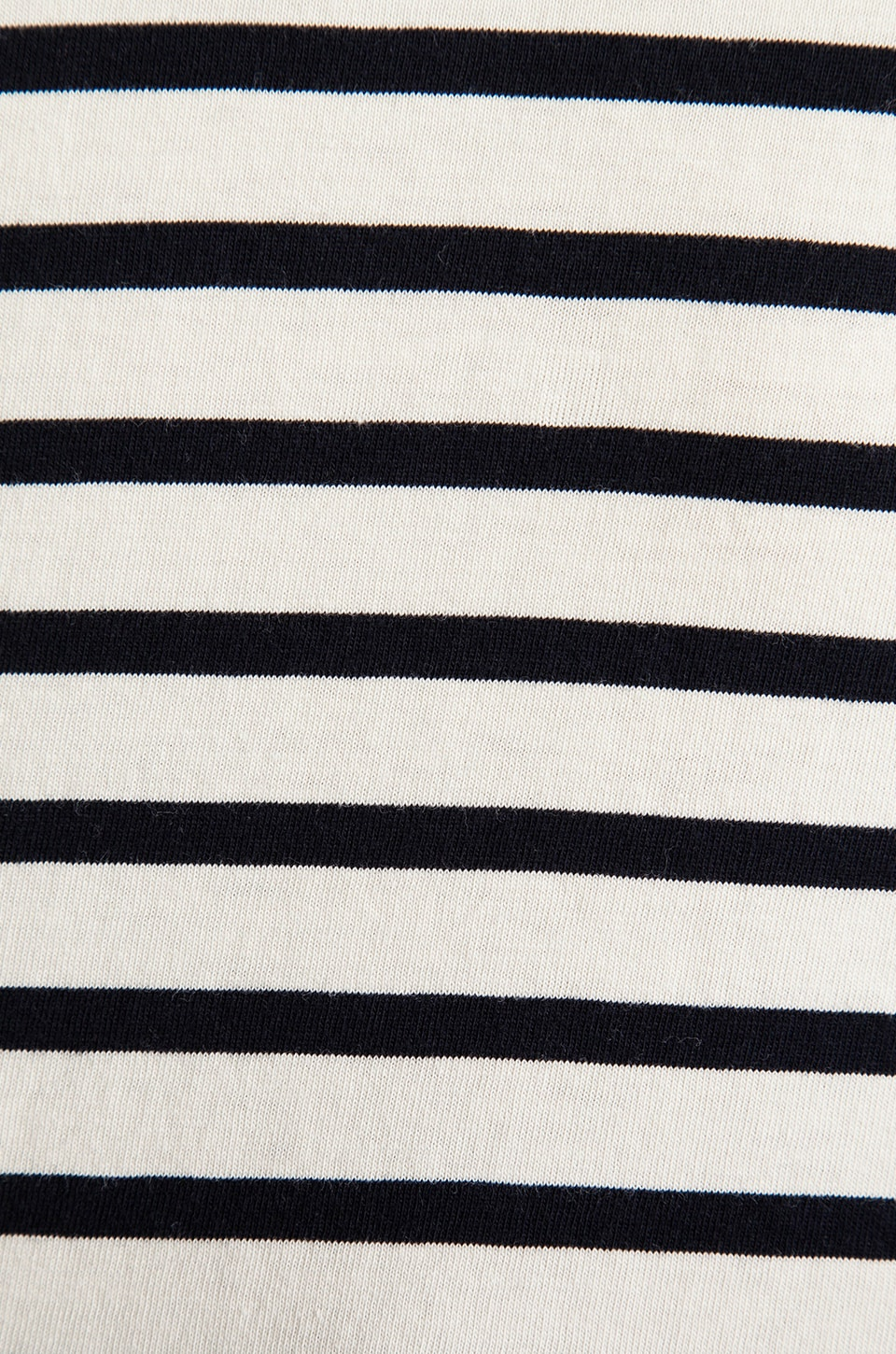 DemyLee Stripe Parker Long Sleeve in Natural/Navy