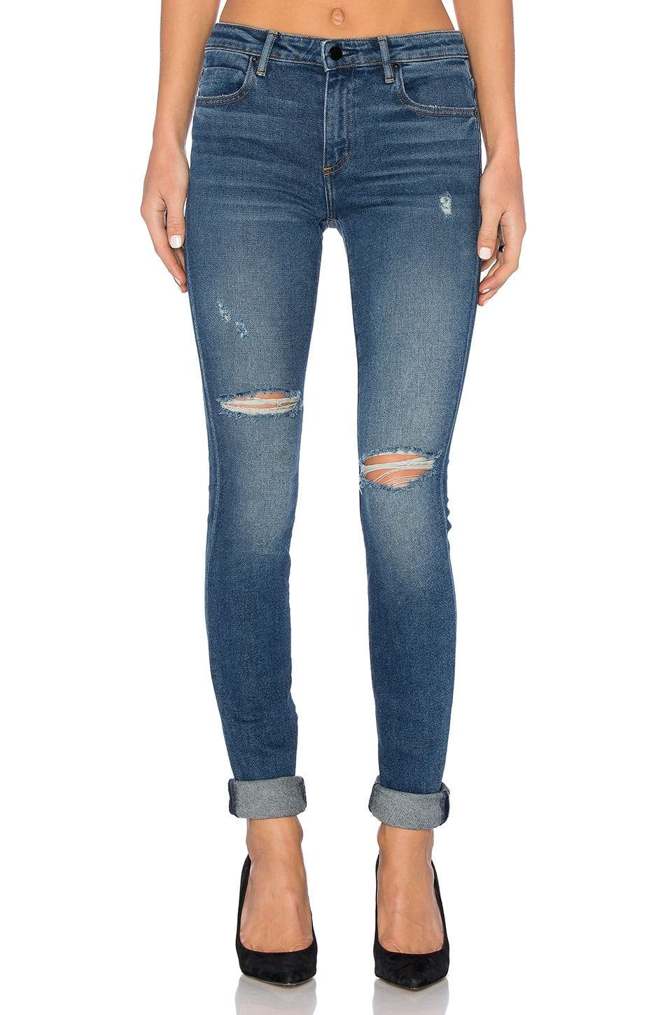 001 Relaxed Jean by DENIM x ALEXANDER WANG