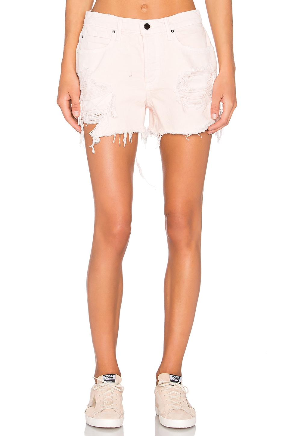 Romp Oversized Short by Denim X Alexander Wang
