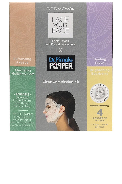 Dermovia LACE YOUR FACE 키트