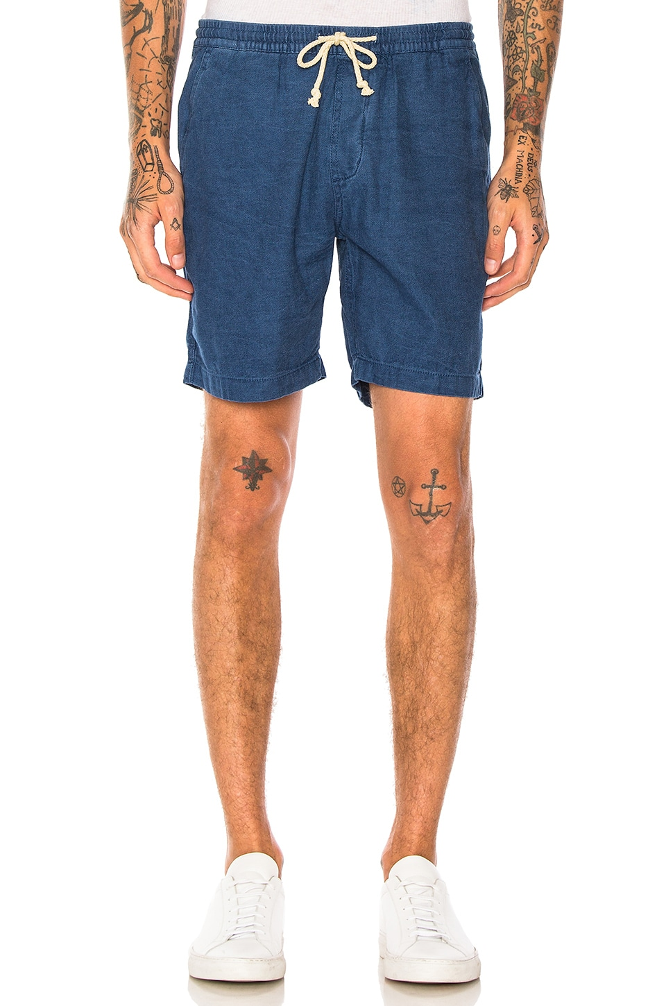 Riley Denim Shorts by Deus Ex Machina
