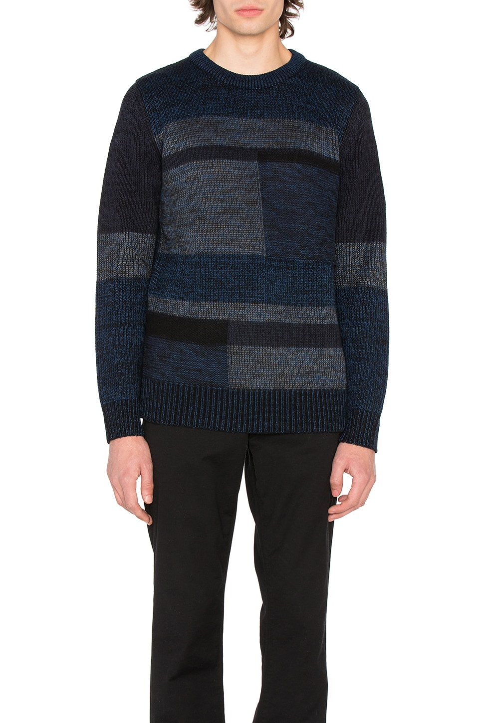 Gradation Sweater by Deus Ex Machina