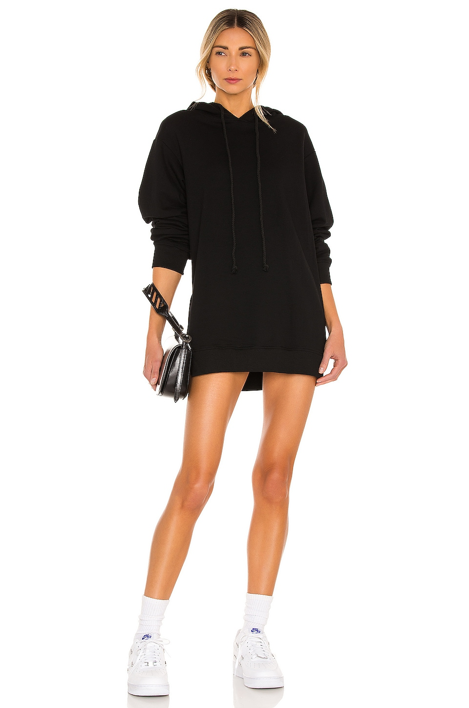 DG Oversized Hoodie Dress by DANIELLE GUIZIO