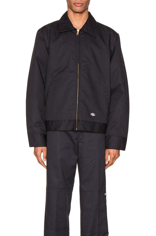 Dickies Modern Eisenhower Jacket in Black