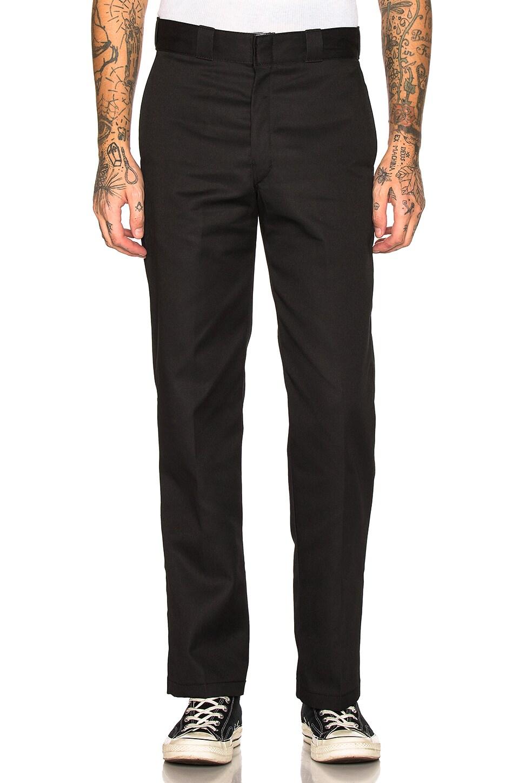 Dickies 874 Work Pant in Black