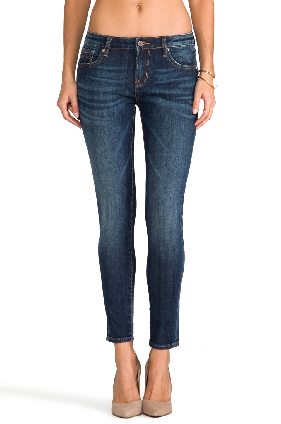 D-ID Florence Ankle Skinny in Victoria