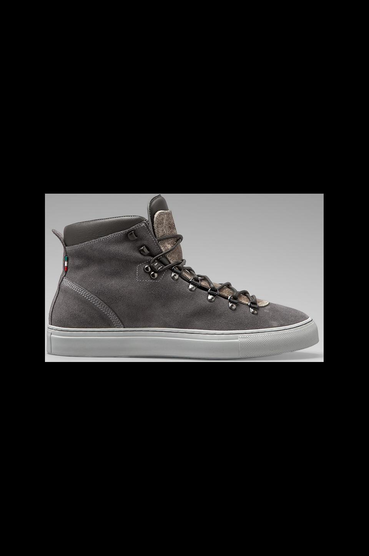 Diemme Marostica Mid Sneaker in Ash
