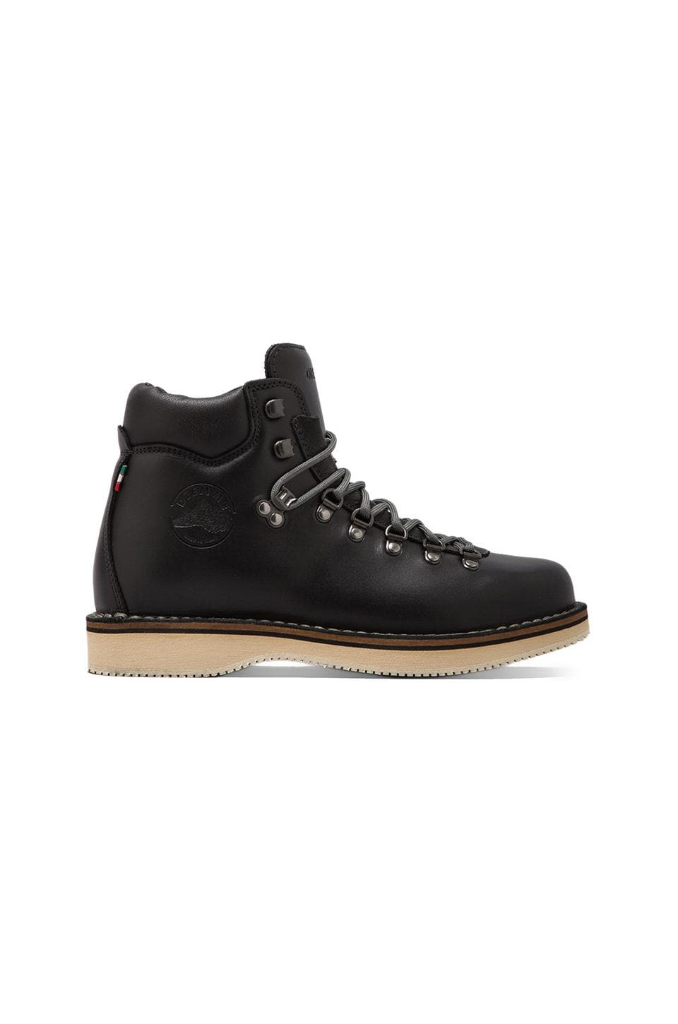 Diemme Roccia Vet Boot in Black FG