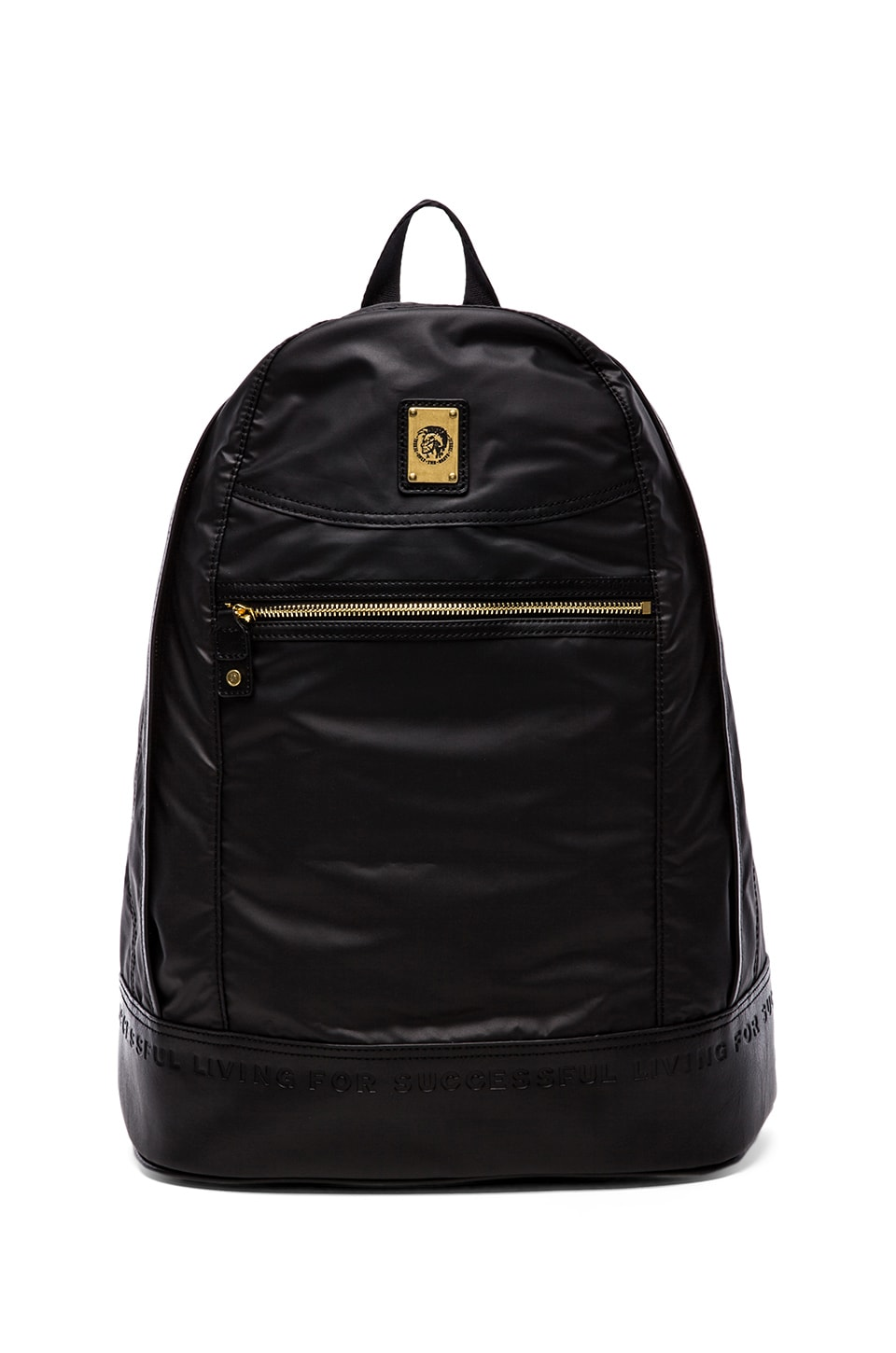 Diesel On The Road Trip New Ride Backpack in Black