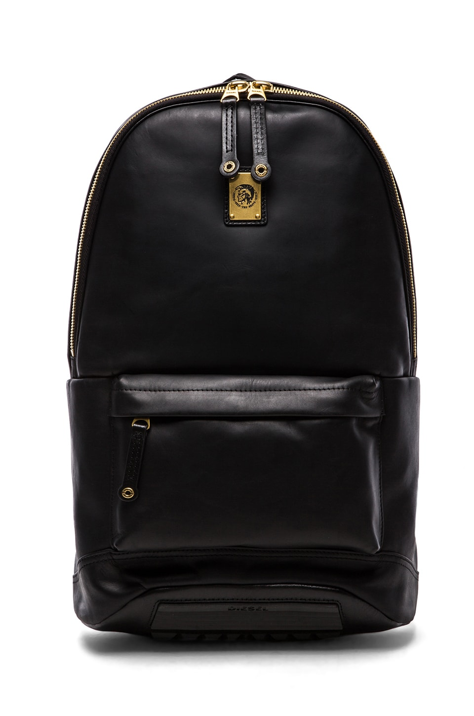 Diesel Rub & Rock Clubber Backpack in Black