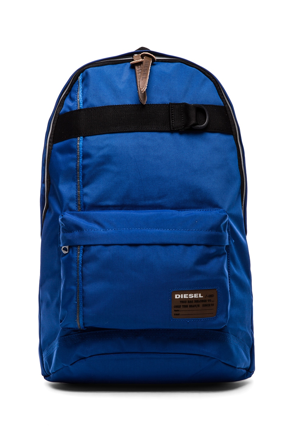 Diesel Back On Track Clubber Backpack in Nautical Blue