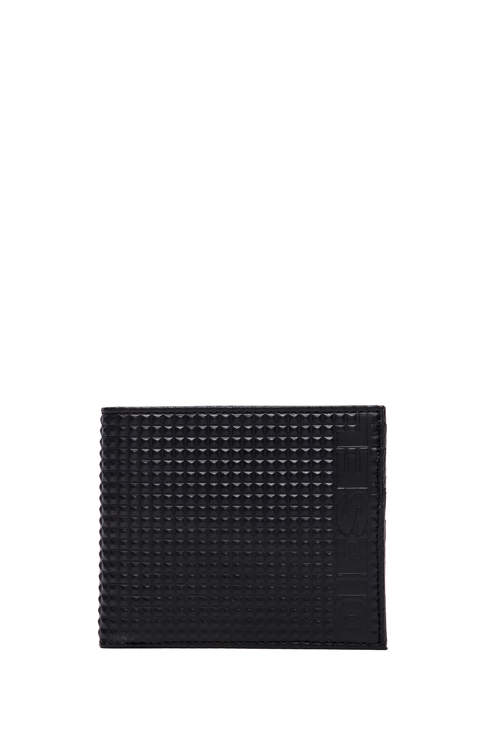 Diesel Money-Money Neela S Wallet in Black & Gloss Print