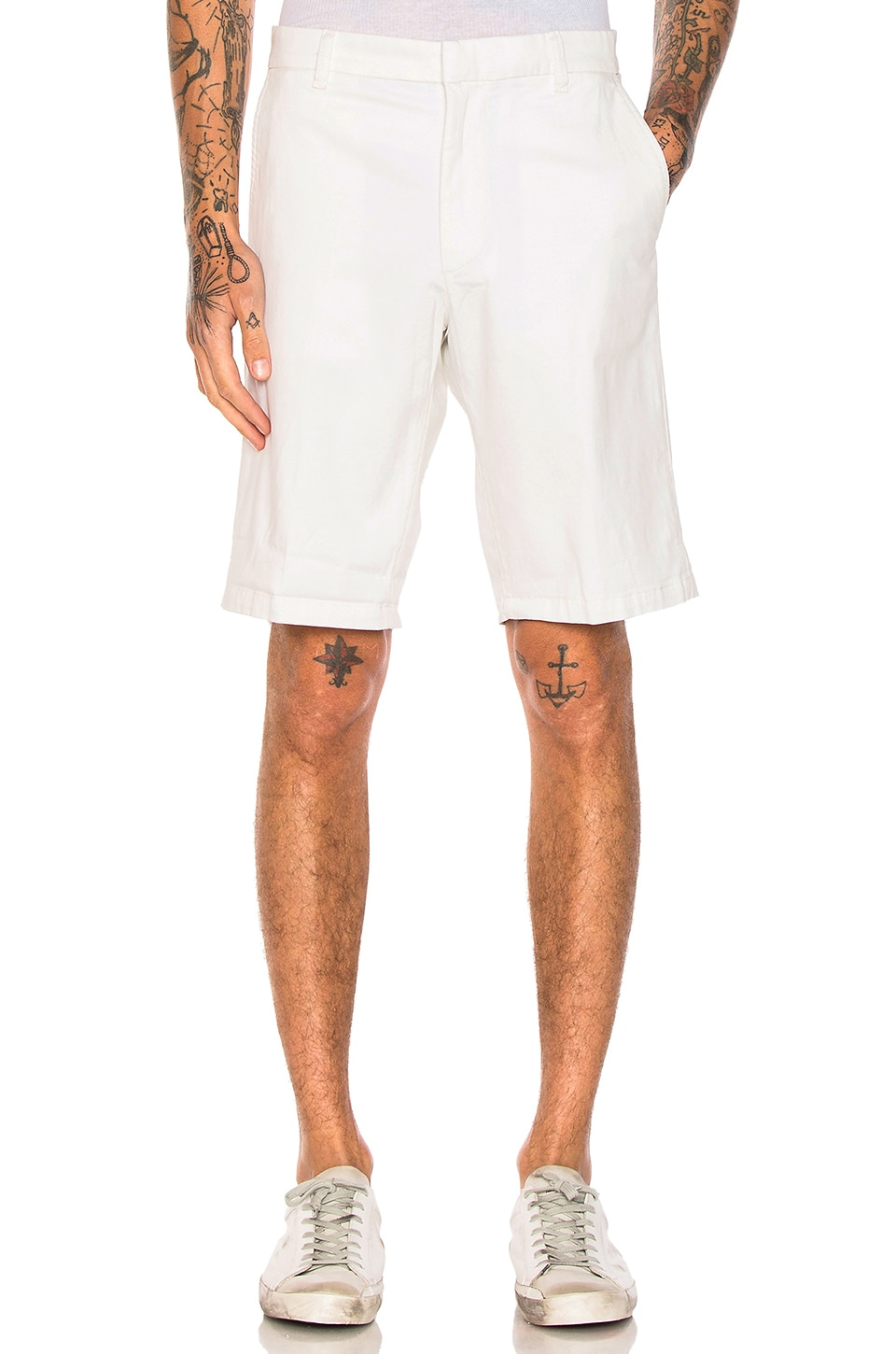 Chino Driver Shorts by Diesel
