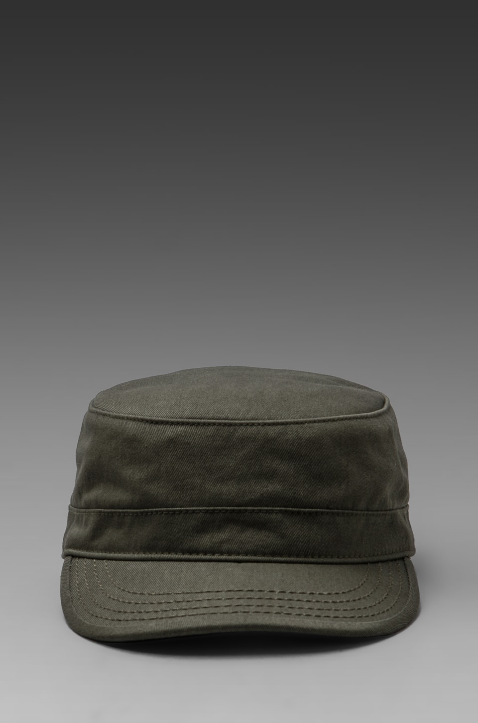 Diesel Celove Twill Cap in Green/ Jungle