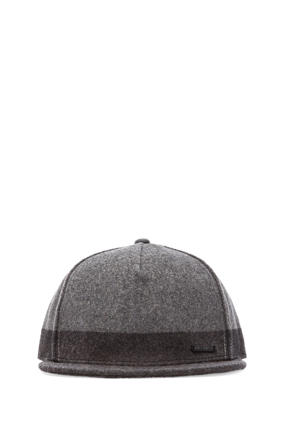 Diesel Chanthayer Baseball Hat in Cold Stone